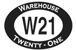 Warehouse 21 Logo